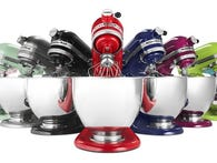 Win a Stand Mixer in the Color of Your Choice