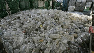 That bottled water you paid $3 for may contain tiny particles of plastic: Study