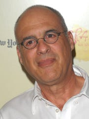 Author Mark Bittman arrives at the launch party for