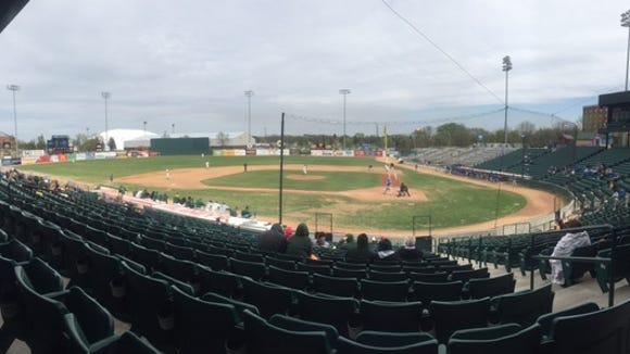 Fargo's Newman Outdoor Field
