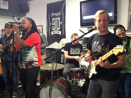 Party Lines performs Saturday at Indy CD and Vinyl.