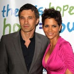 The way they were: Halle Berry and Olivier Martinez