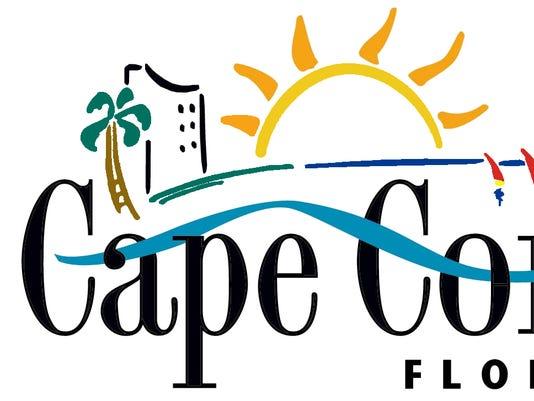 City of Cape Coral Logo White