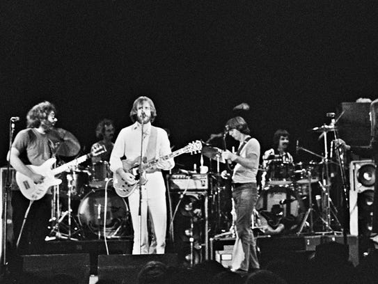 The Grateful Dead's 1977 tour produced several shows