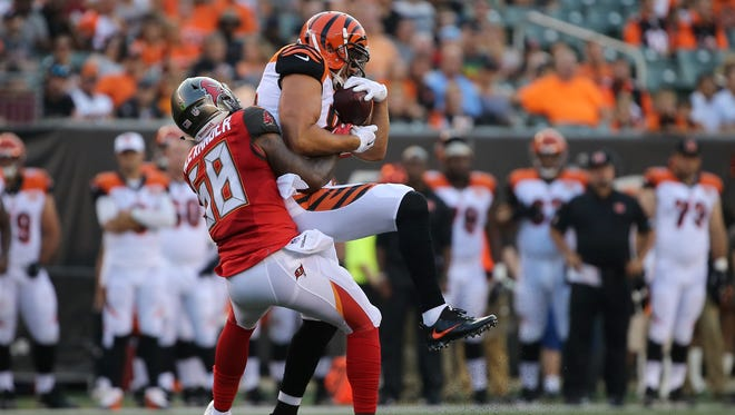 The Cincinnati Bengals and tight end Tyler Eifert have not yet worked out a contract extension.