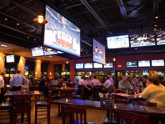 Wellman's Pub's two locations are two good ideas for game-watching in Des Moines.