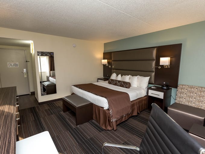 Pricing at Club Hotel Nashville Inn and Suites starts