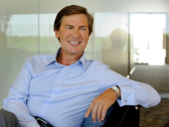 Scripps CEO Ken Lowe will move into a seat created for him on Discovery's board.