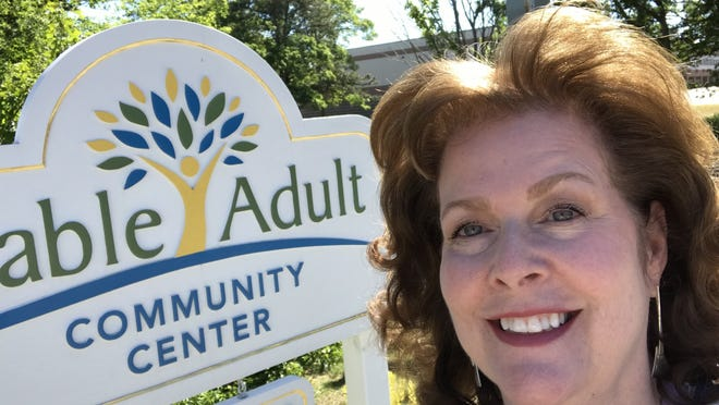 Seeing friends pull up next to each other in their cars and hearing them laughing and having conversations was like music to our ears, says Donna-Marie Burns, director of the Barnstable Adult Community Center.