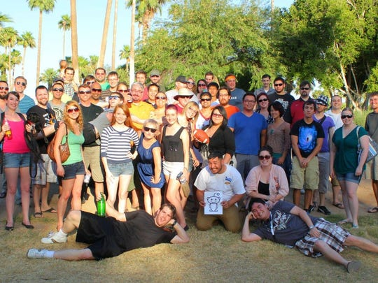 The group photo from the 2013 Phoenix Global reddit Meetup Day.