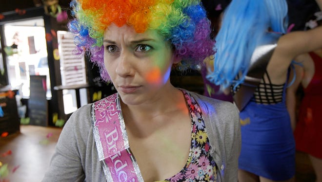 """Join Maeve for a very Asheville bachelorette party for Season 2 of """"Transplanting."""""""