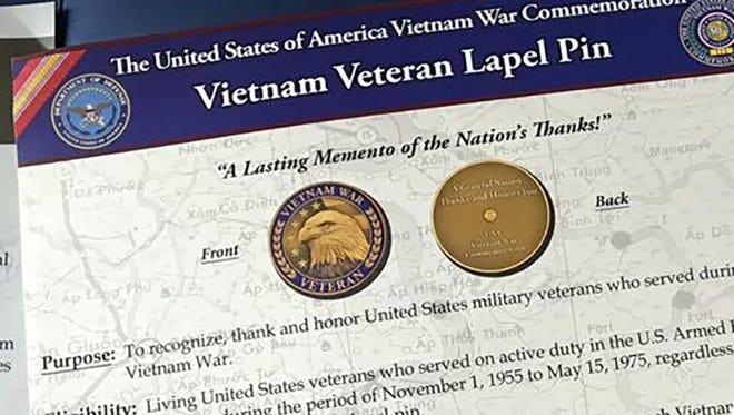 Fairview American Legion Post 248 to host Vietnam Veterans Commemorative event Saturday, May 20.