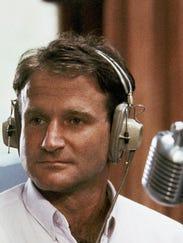 TNS Robin Williams