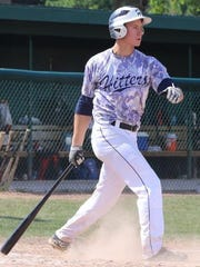 Waukesha West's Jarred Kelenic is likely to be taken early in the first round of Monday's MLB Amateur Draft.