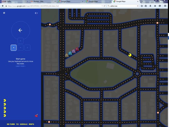 7 places to play Pac-Man on Palm Springs area streets
