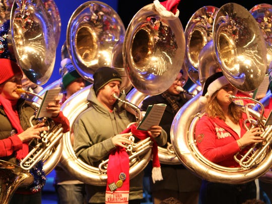 Purdue Bands & Orchestras will present its annual Holiday