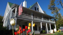 The White Gull Inn is a historic bed and breakfast