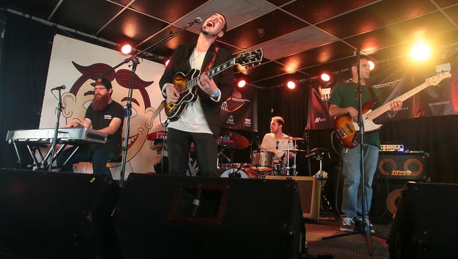 Quincy Mumford and the Reason Why will celebrate their new album in December at the Stone Pony.