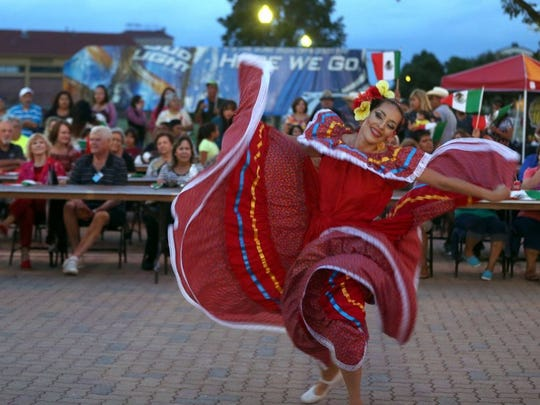 Fiestas Patrias celebrates Mexican independence with food, music and more.