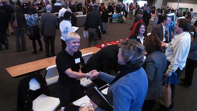 NoCoNet will host a job fair April 24 at Faith Evangelical Church. NoCoNet periodically hosts job fairs.