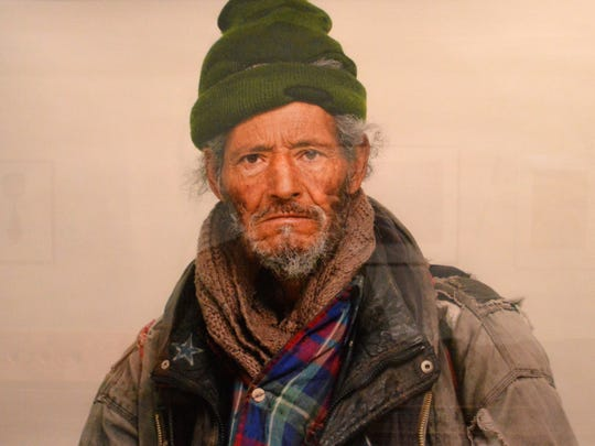 "Carlos Gutierrez, ""Homeless"" (2015)"