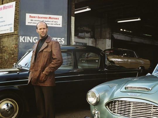 "Jason Statham stars in ""The Bank Job."""