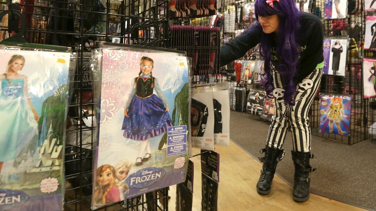 Nobbies 2020 Halloween Event Halloween is retailers' nightmare before Christmas