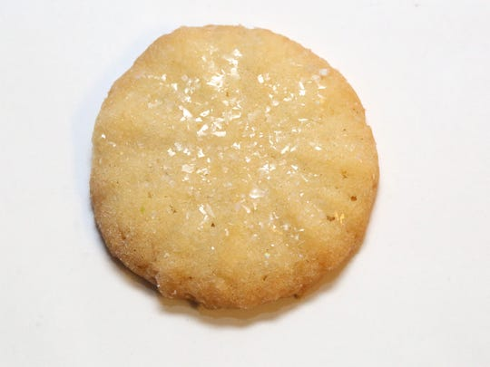 Czech Sugar Cookies