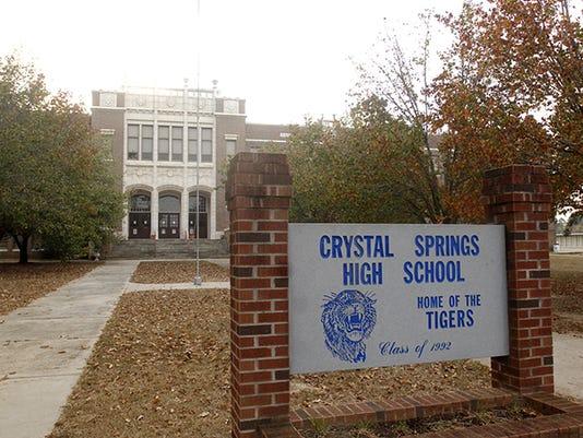 Crystal Springs High