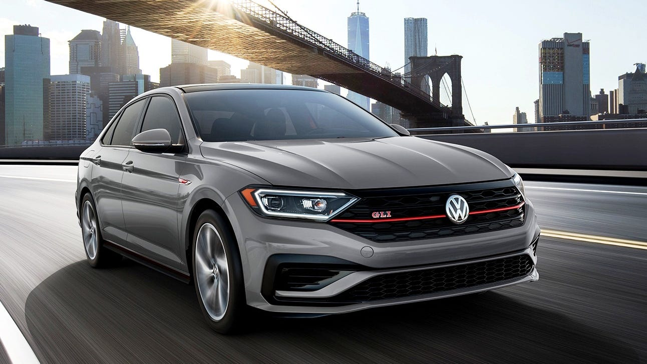 Test Drive Column 2020 Volkswagen Jetta Gli