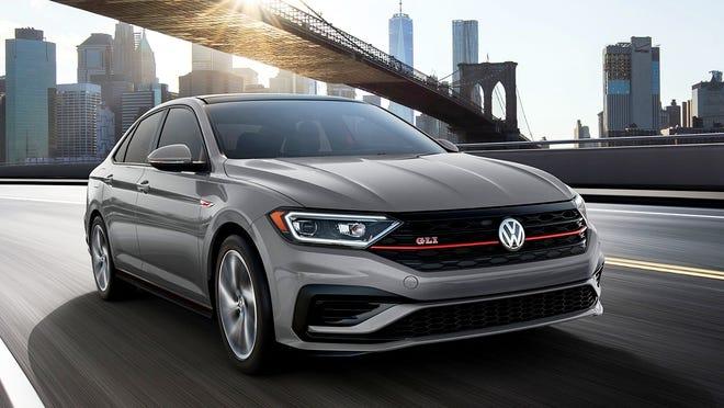2020 Volkswagen Jetta GLI