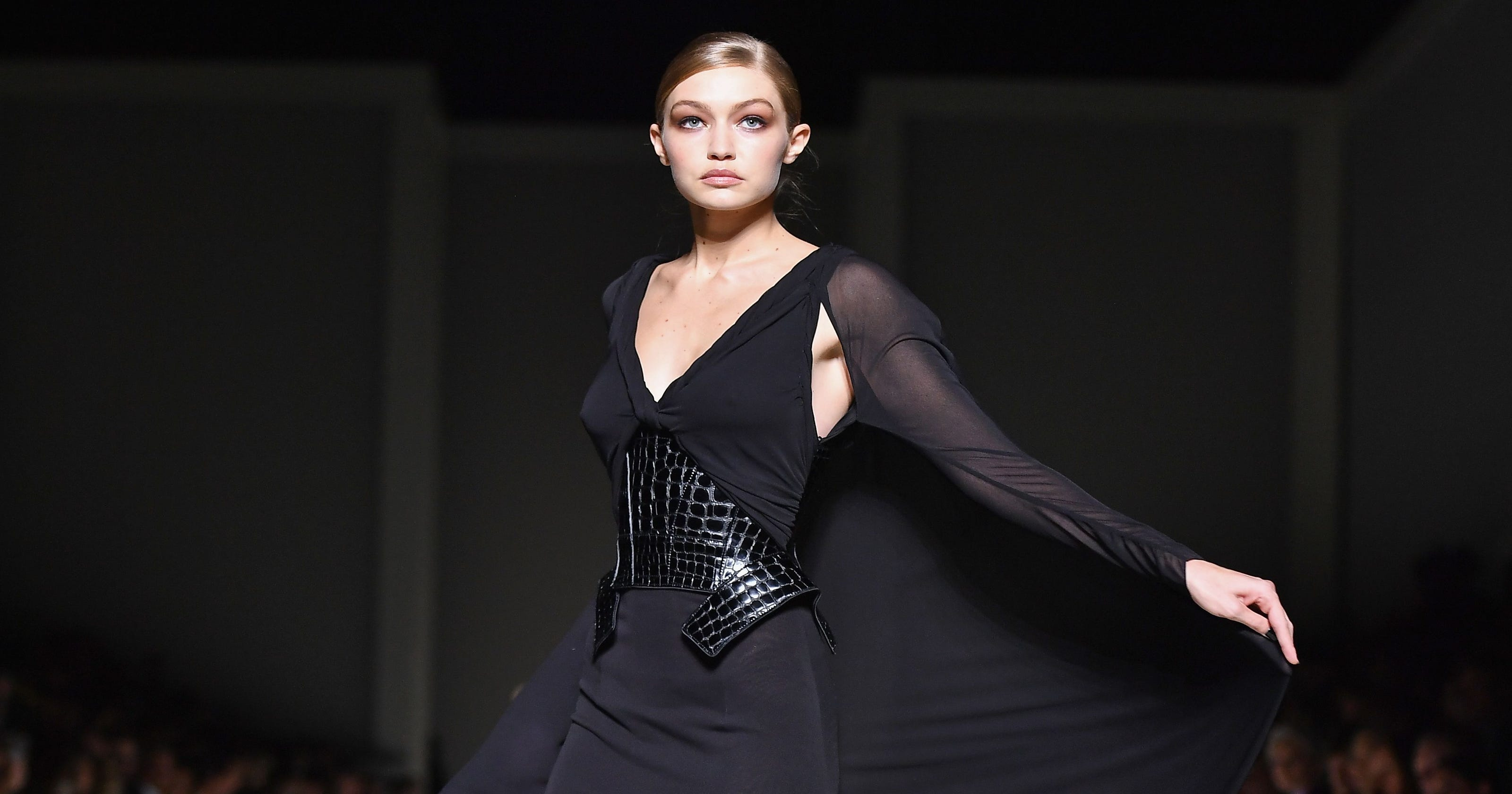 New York Fashion Week  Tom Ford kicks off Day 1 with star-studded show f61067a21bb6