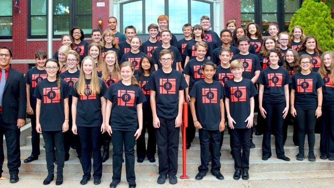 Reed Academy Singers