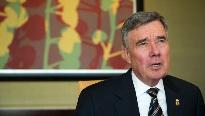 Gil Kerlikowske, commissioner of U.S. Customs and Border Protection