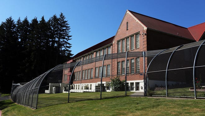 Photographed in 2014. The Oregon Youth Authority is considering closing Hillcrest Youth Correctional Facility in Salem.