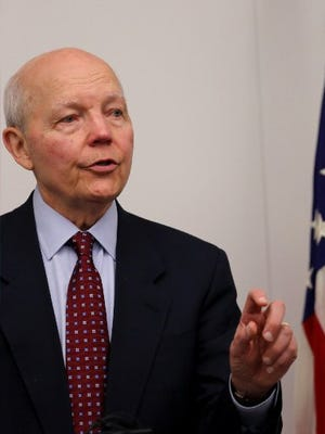 IRS Commissioner John Koskinen said more will be done to stop tax refund fraud.