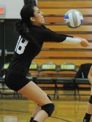 Senior Haley Qasawa is a veteran varsity player and
