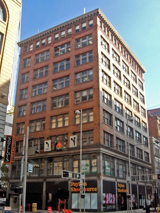 Another Downtown Building Eyed For New Hotel
