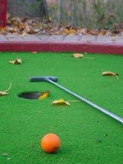 There are several miniature golf course choices across the Treasure Coast.