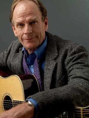 Livingston Taylor (pictured) and Karla Bonoff are performing 7 p.m. Friday at the Emerson Center for the Live! from Vero Beach concert series.