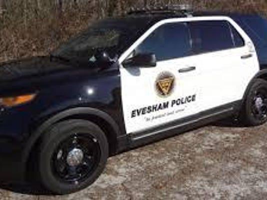 evesham police vehicle
