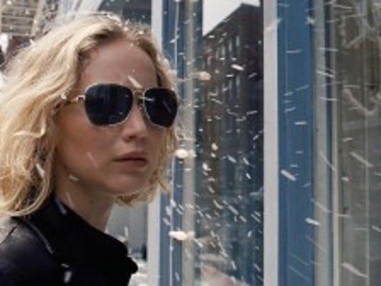 """Jennifer Lawrence stars in """"Joy."""" (Associated Press)"""