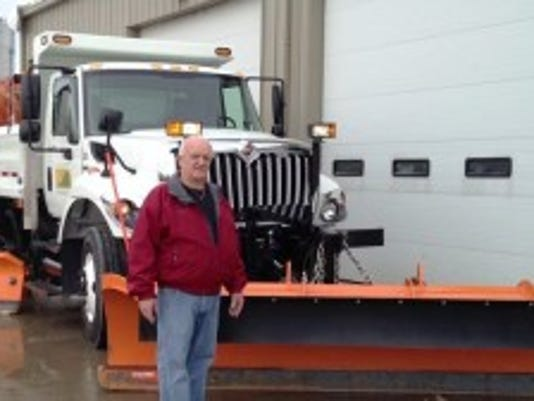 Pleasant Hill public works director Gary Patterson.