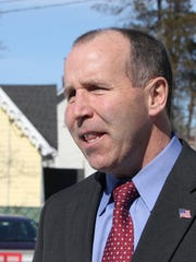 Stony Point Supervisor Jim Monaghan in a file photo