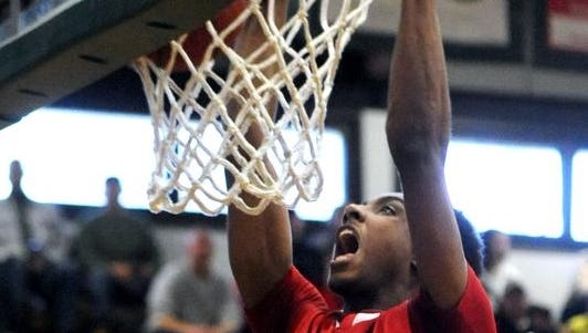 Malik Moore led all Erwin scorers with 21 points in Friday's 79-67 win over North Buncombe.