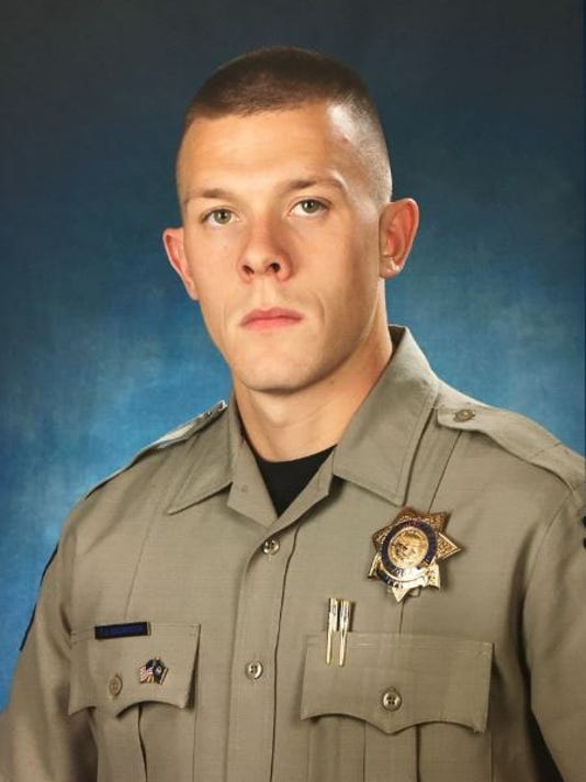 DPS Trooper Tyler Edenhofer