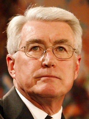 Former Illinois Gov. Jim Edgar