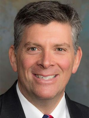 Republican U.S. Rep. Darin Lahood, represents the Illinois 18th Congressional district.