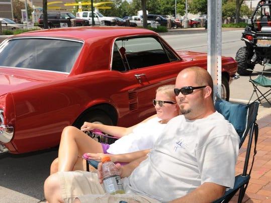 WSD car cruises 1