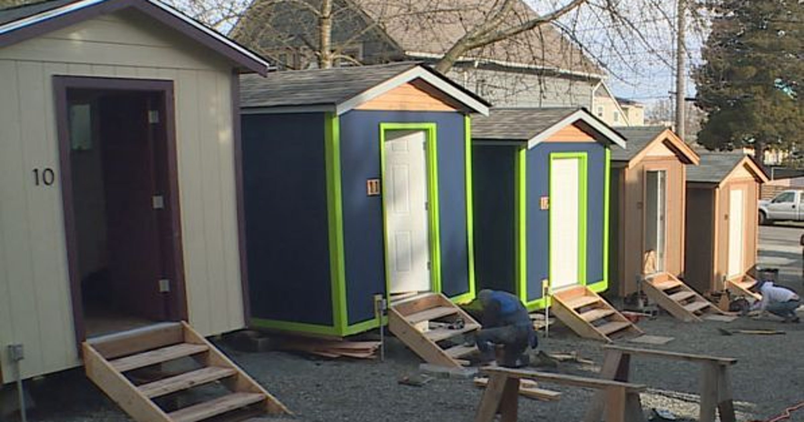Tiny Home Designs: Tiny Houses Could Help Homeless Community In Reno